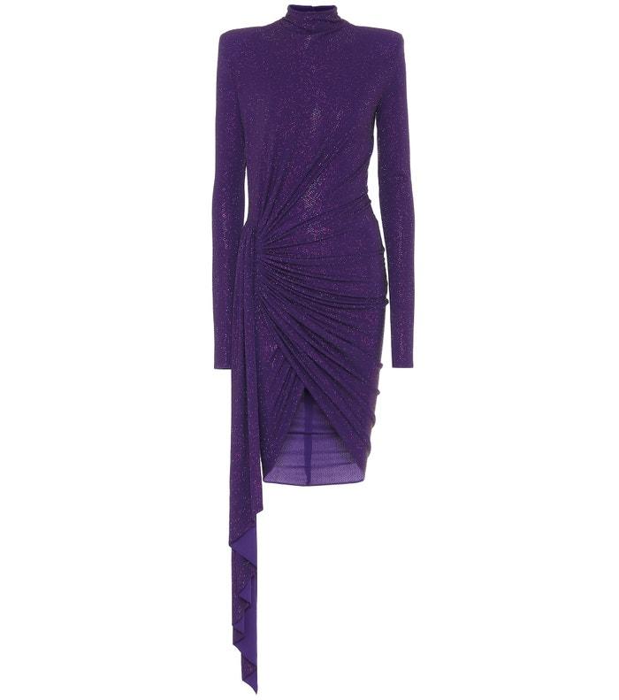 Šaty, Alexander Vauthier (prodává Mytheresa), 5375 € Autor: Archiv Mytheresa