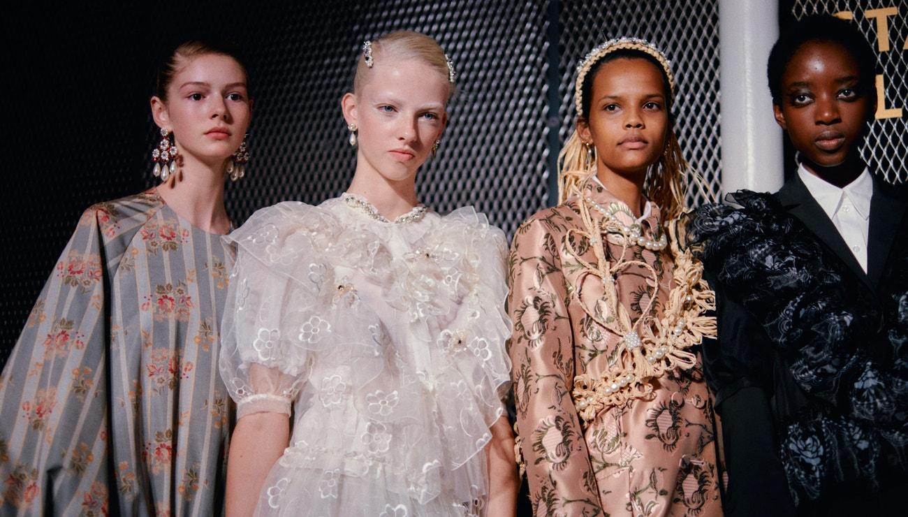 5 beauty trendů z fashion weeku v Londýně