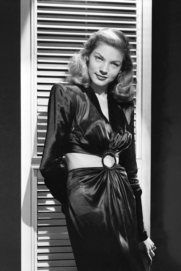Lauren Bacall, Mít a nemít (To Have and Have Not/1944).