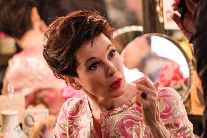 Renée Zellweger jako Judy Garland