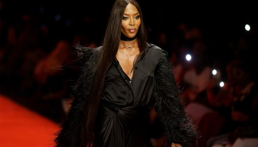 Naomi Campbell se stala matkou