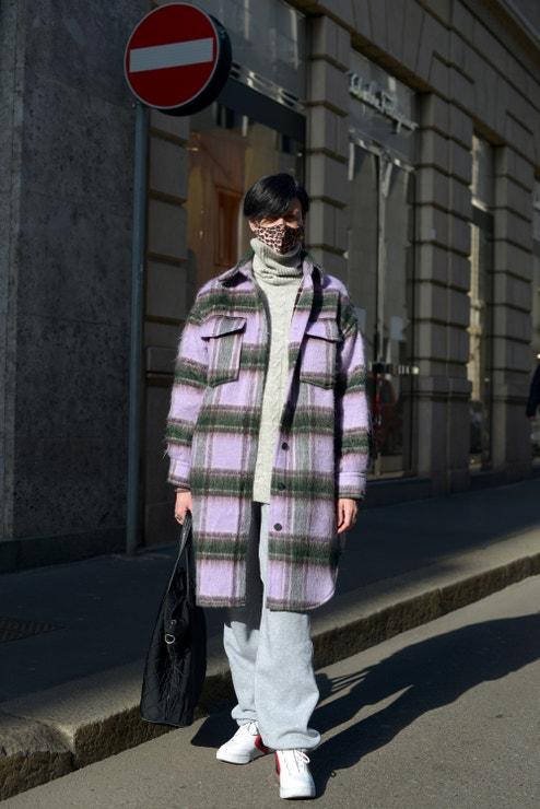 Milan Fashion Week AW21