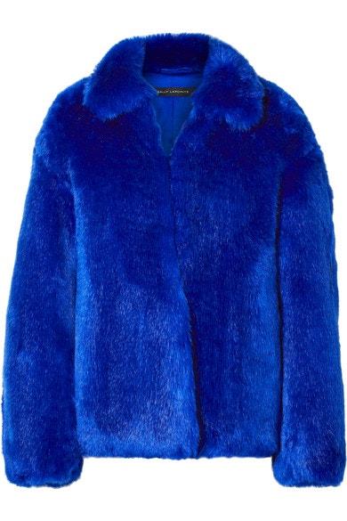 Kožíšek z falešné kožešiny, Sally LaPointe, 1 870 €