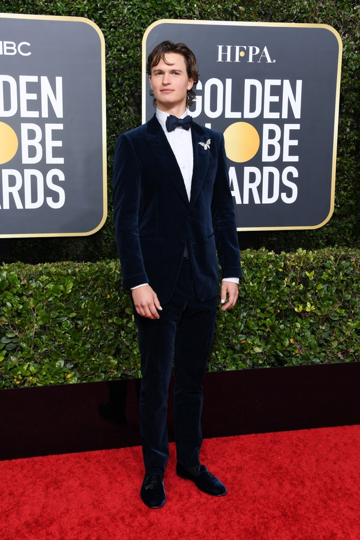 Ansel Elgort Autor: Getty Images