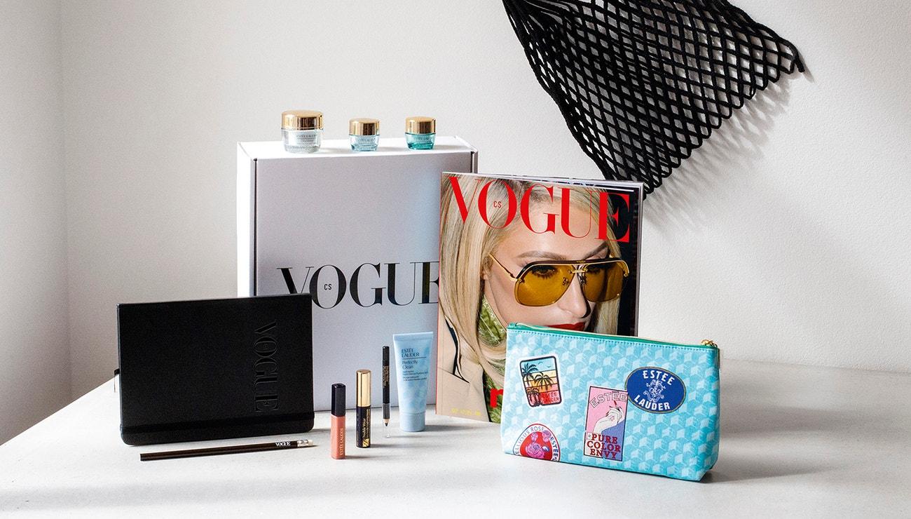 Odtajňujeme letní dárkový box Vogue CS