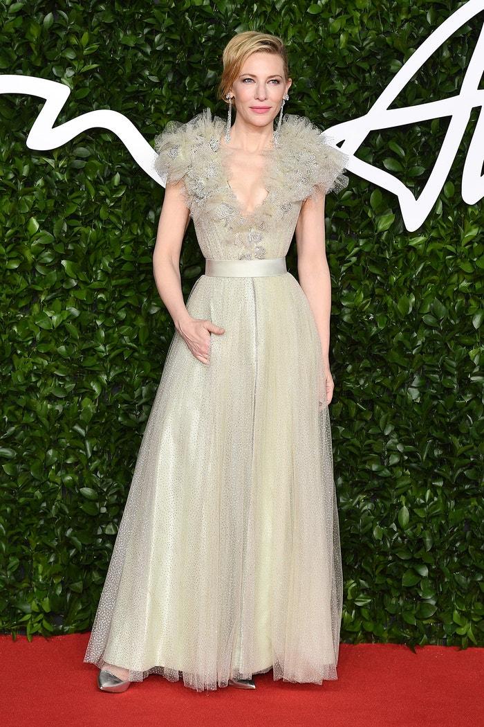 Cate Blanchett v šatech Armani Autor: Getty Images