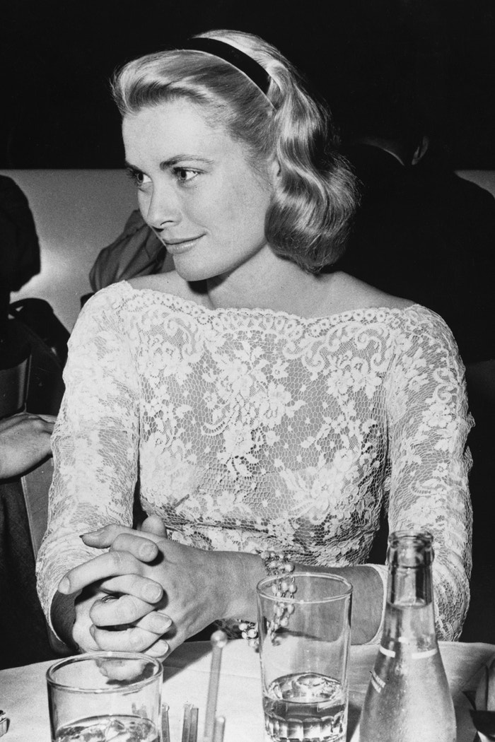 Grace Kelly, cca 1955 Autor: Archive Photos/Getty Images