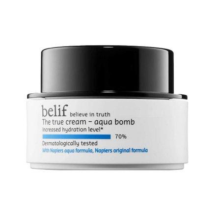 Hydratační gelový krém The True Cream Aqua Bomb, BELIF, prodává Sephora, 950 Kč
