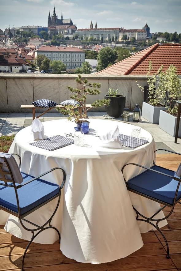 Autor: Four Seasons Prague