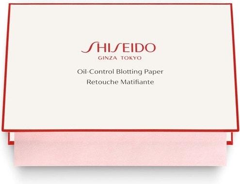 Generic Skincare Oil Control Blotting Paper, Shiseido, prodává Notino, 655 Kč Autor: Archiv značky
