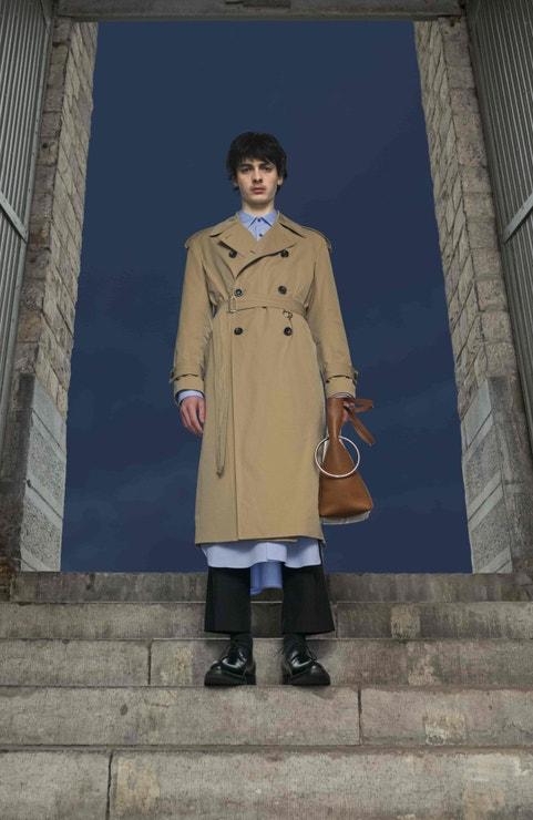 Dries Van Noten Menswear podzim-zima 2021