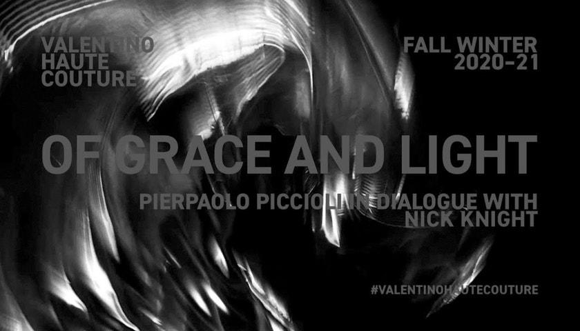 """Valentino propojuje reálný svět s digitálním do """"fygitální"""" show"""
