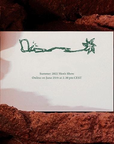 Živě: Dior Men's jaro-léto 2022