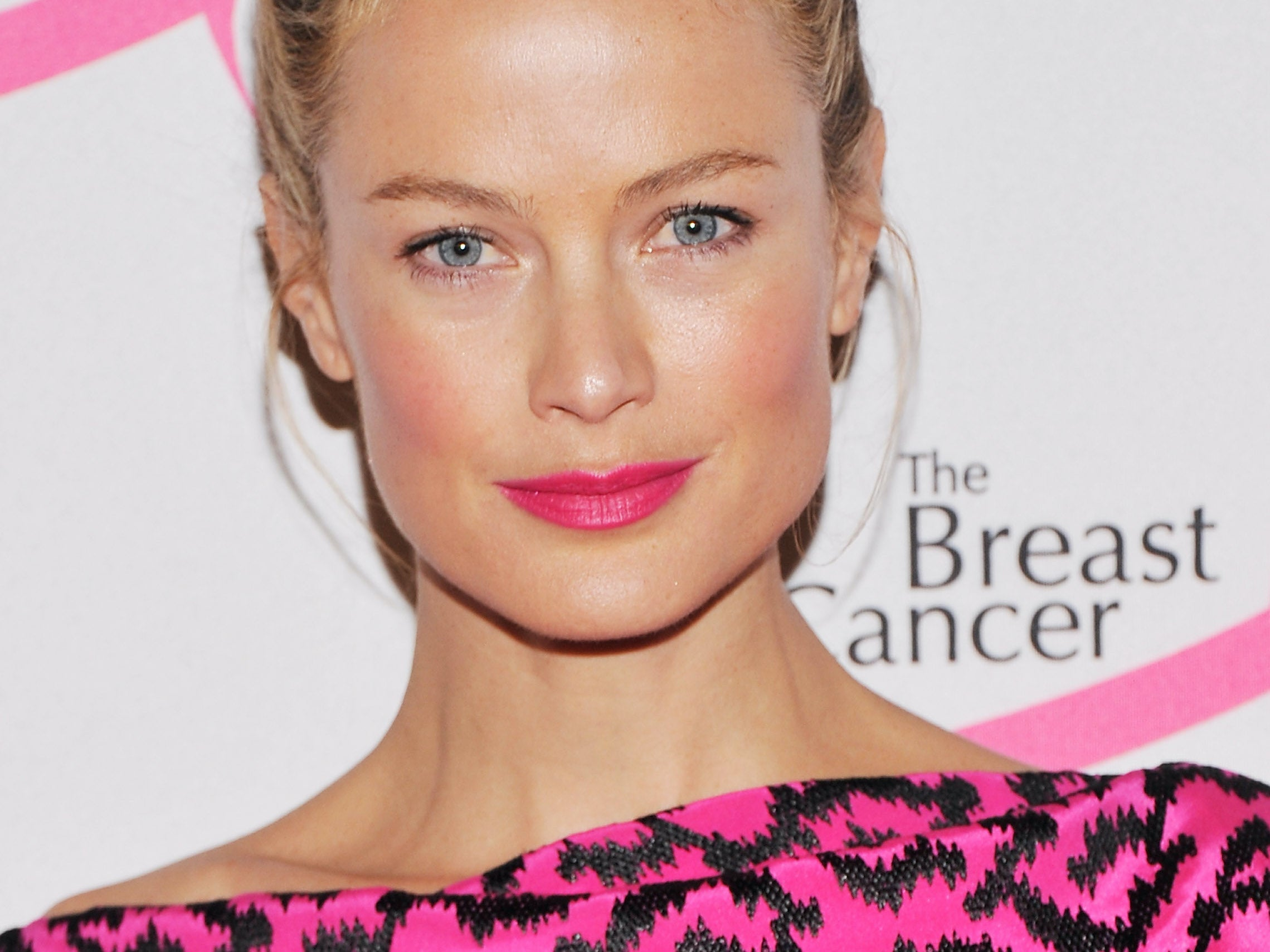 Carolyn Murphy na Hot Pink Party ve Waldorf-Astoria v New Yorku, duben 2012             Autor: Stephen Lovekin/Getty Images