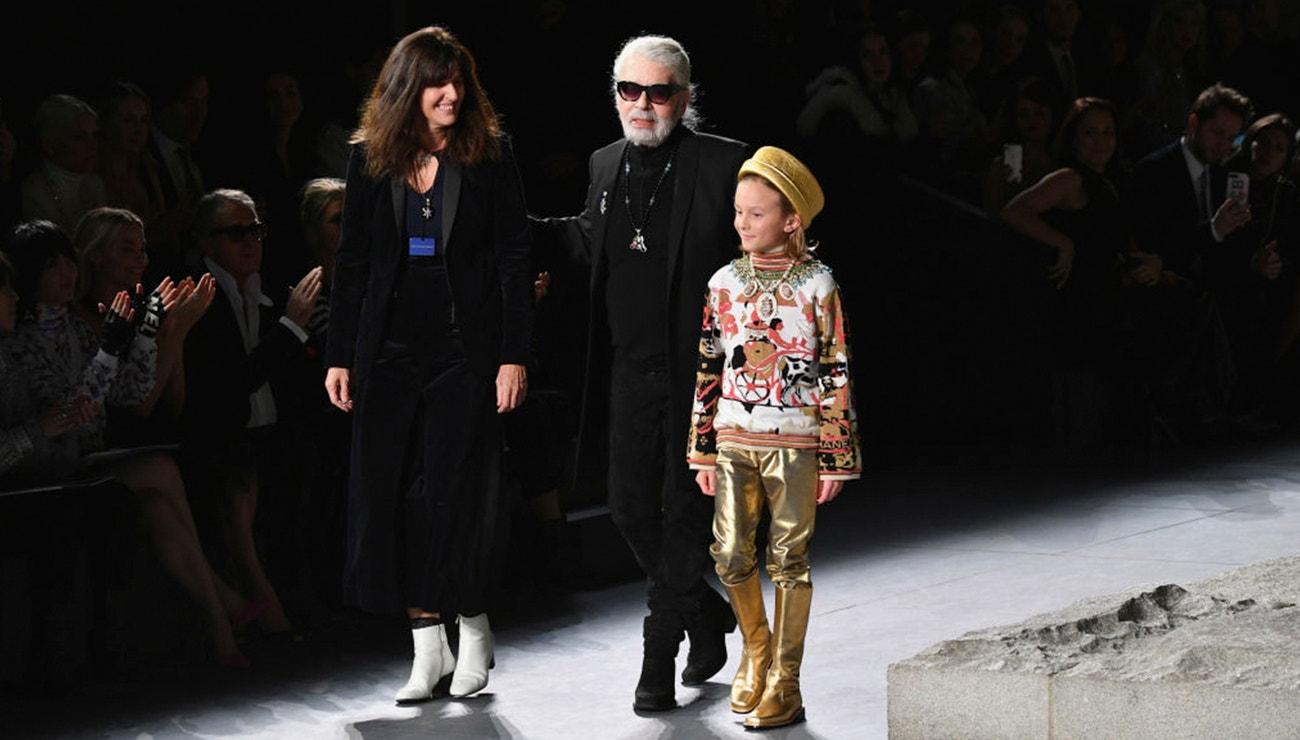 Virginie Viard o prvním setkání s Karlem Lagerfeldem i nové kolekci