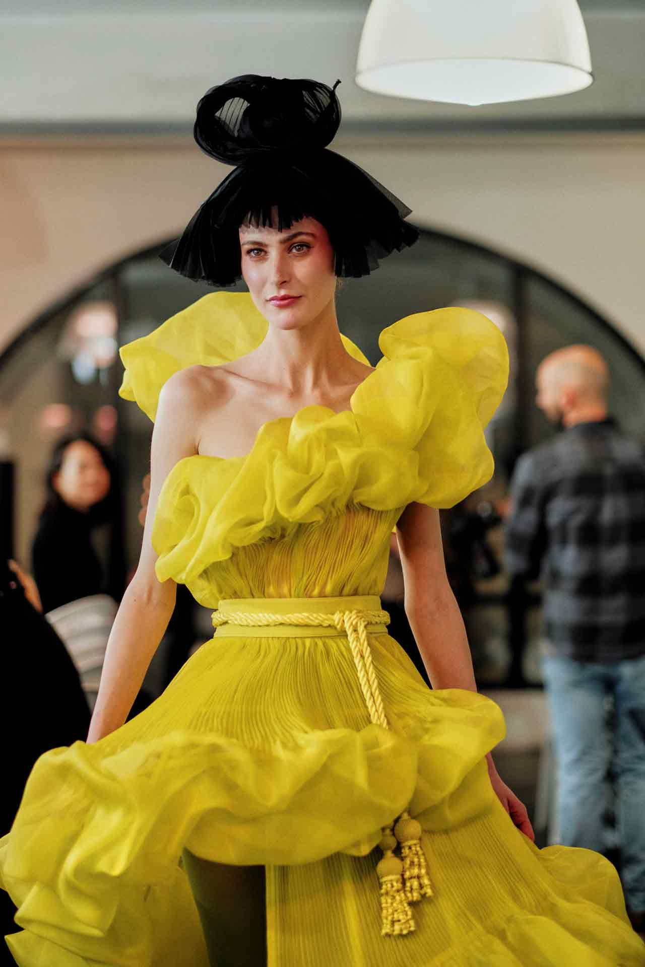 Jean Paul Gaultier Haute Couture SS19 Autor: Jamie Stoker