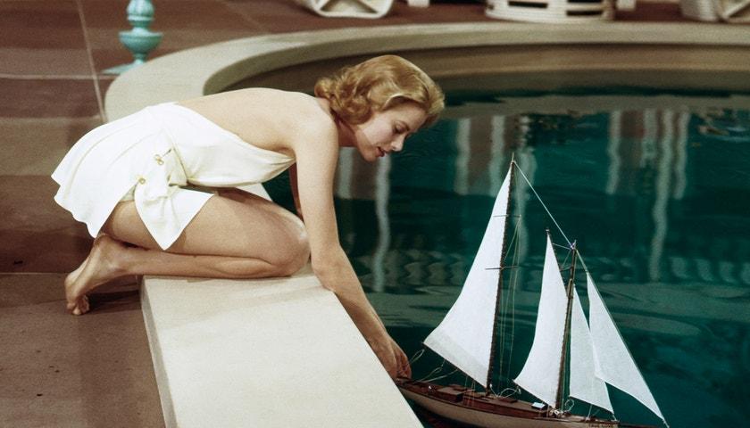 Vzpomínky na léto s Grace Kelly