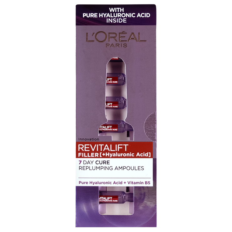 Revitalift Filler Replumping Ampoules, L'oréal Paris, 400 Kč