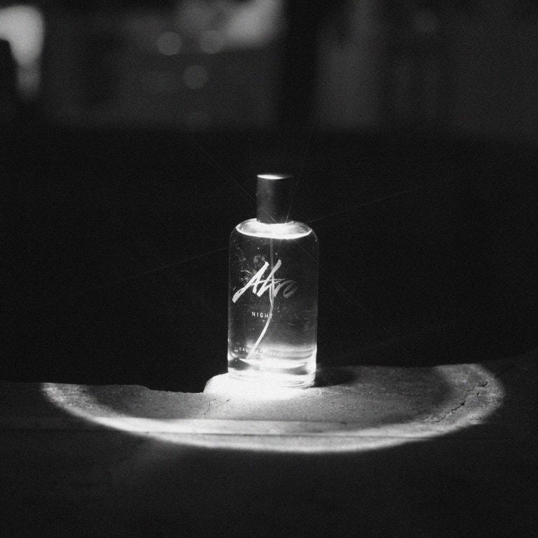 Parfémová voda Night, AKRO, prodává MySkino, 3690 Kč