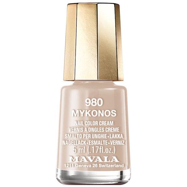 Lak na nehty v odstínu Mykonos, Mavala, prodává Fann, 159 Kč