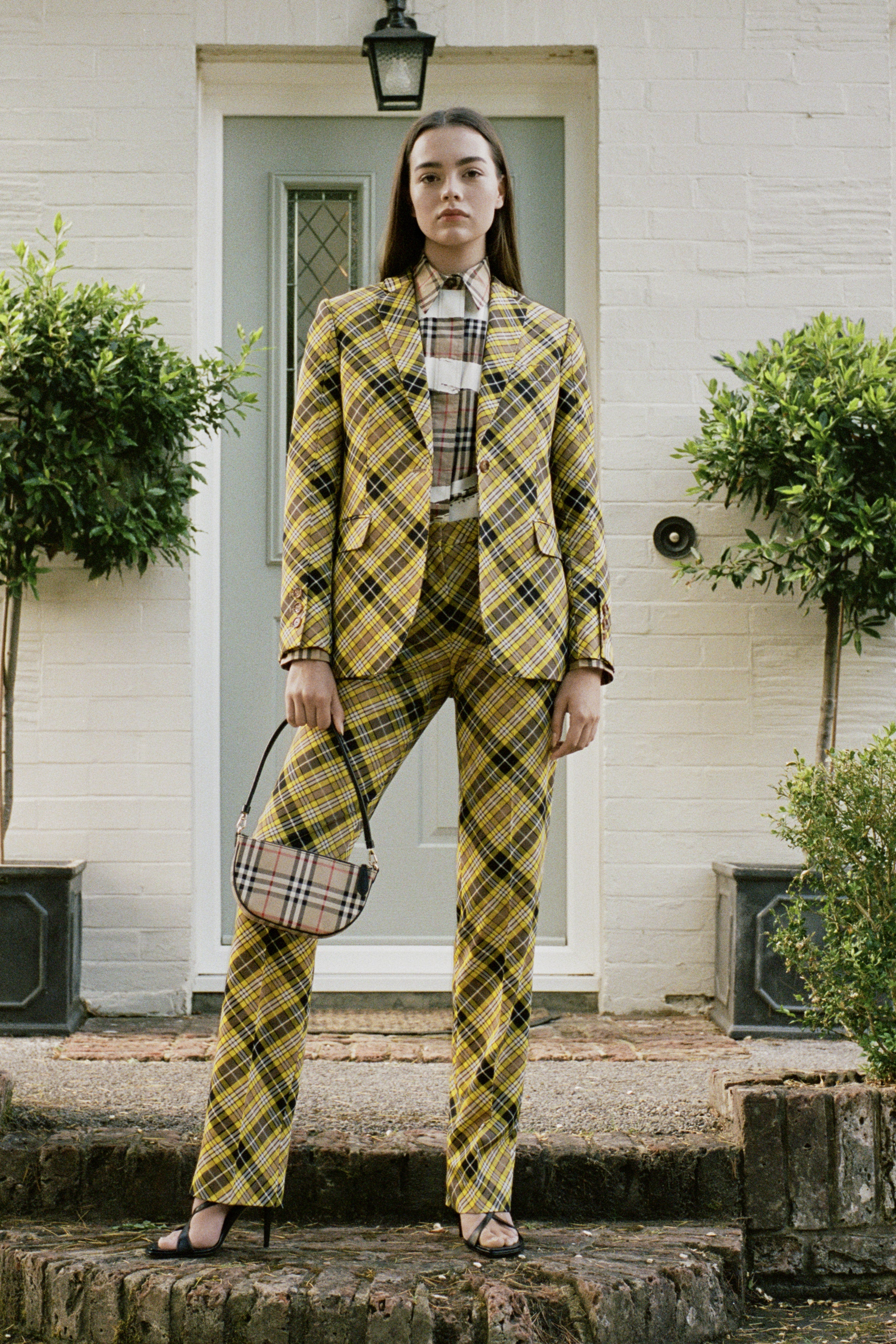 Burberry Resort 2021 Autor: Courtesy by Burberry