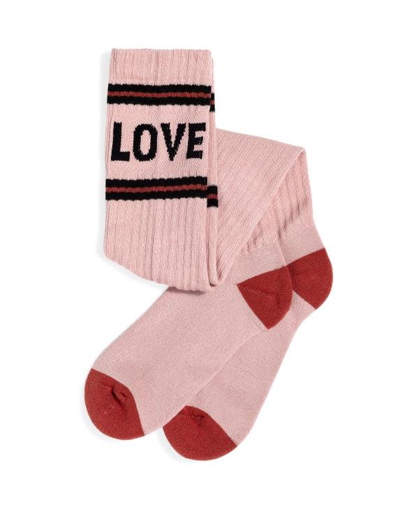 _ Růžové podkolenky_, Love Stories x H&M, 349 Kč