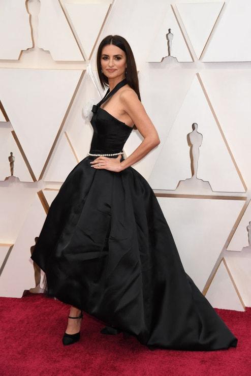 Penélope Cruz v šatech Chanel