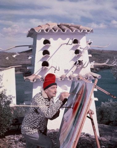 Snová krajina Salvadora Dalího
