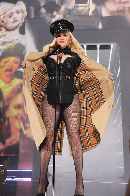 MTV Video Music Awards 2021: Madonna v Burberry