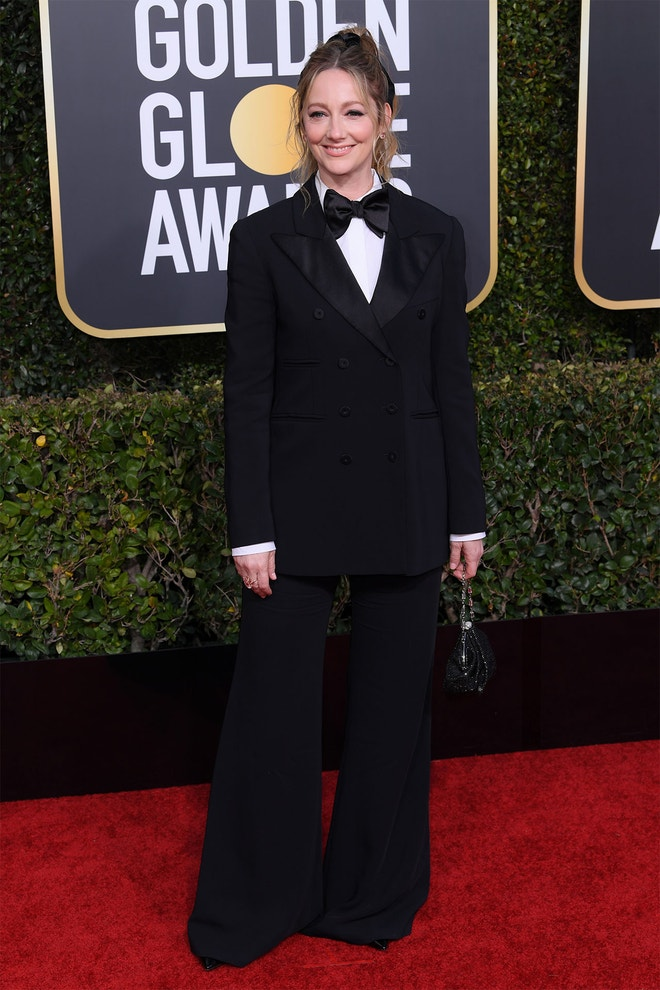 Judy Greer, 76th Annual Golden Globe Awards (2019)