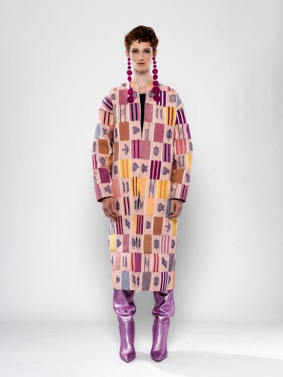 Imane Ayissi Couture podzim - zima 2021/2022