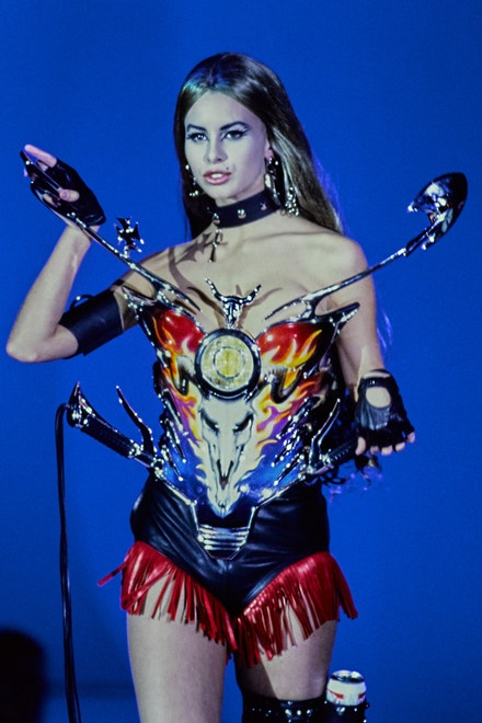 Thierry Mugler RTW Spring 1992 (Thierry Mugler: Couturissime)