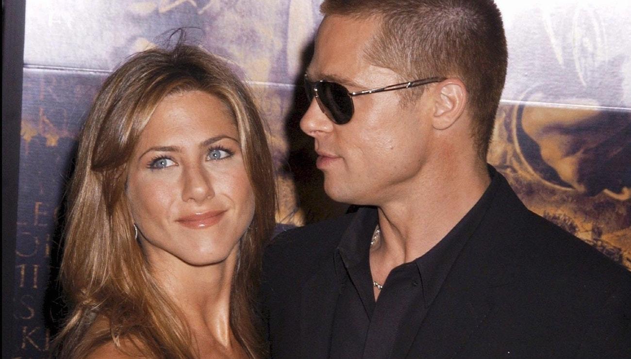 Láska z archivu: Jennifer Aniston & Brad Pitt