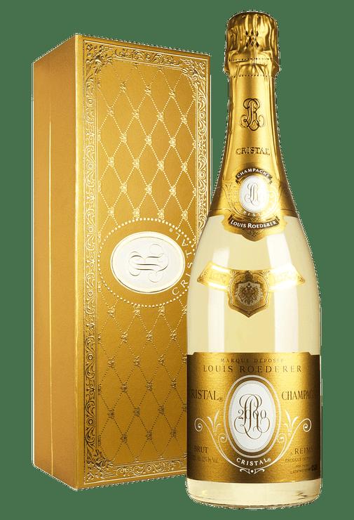 Champagne Cuvée Prestige, Louis Roederer Cristal, 4 349 Kč