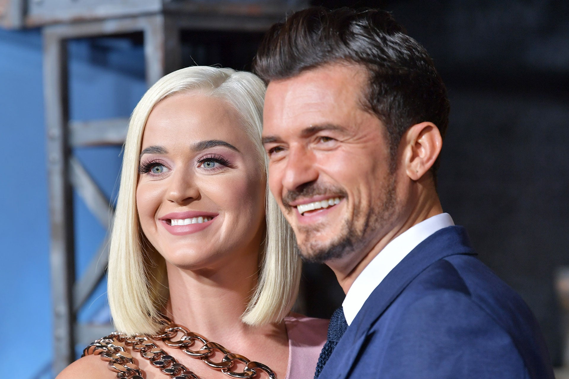 Katy Perry a Orlando Bloom, srpen 2019 Autor: Getty Images