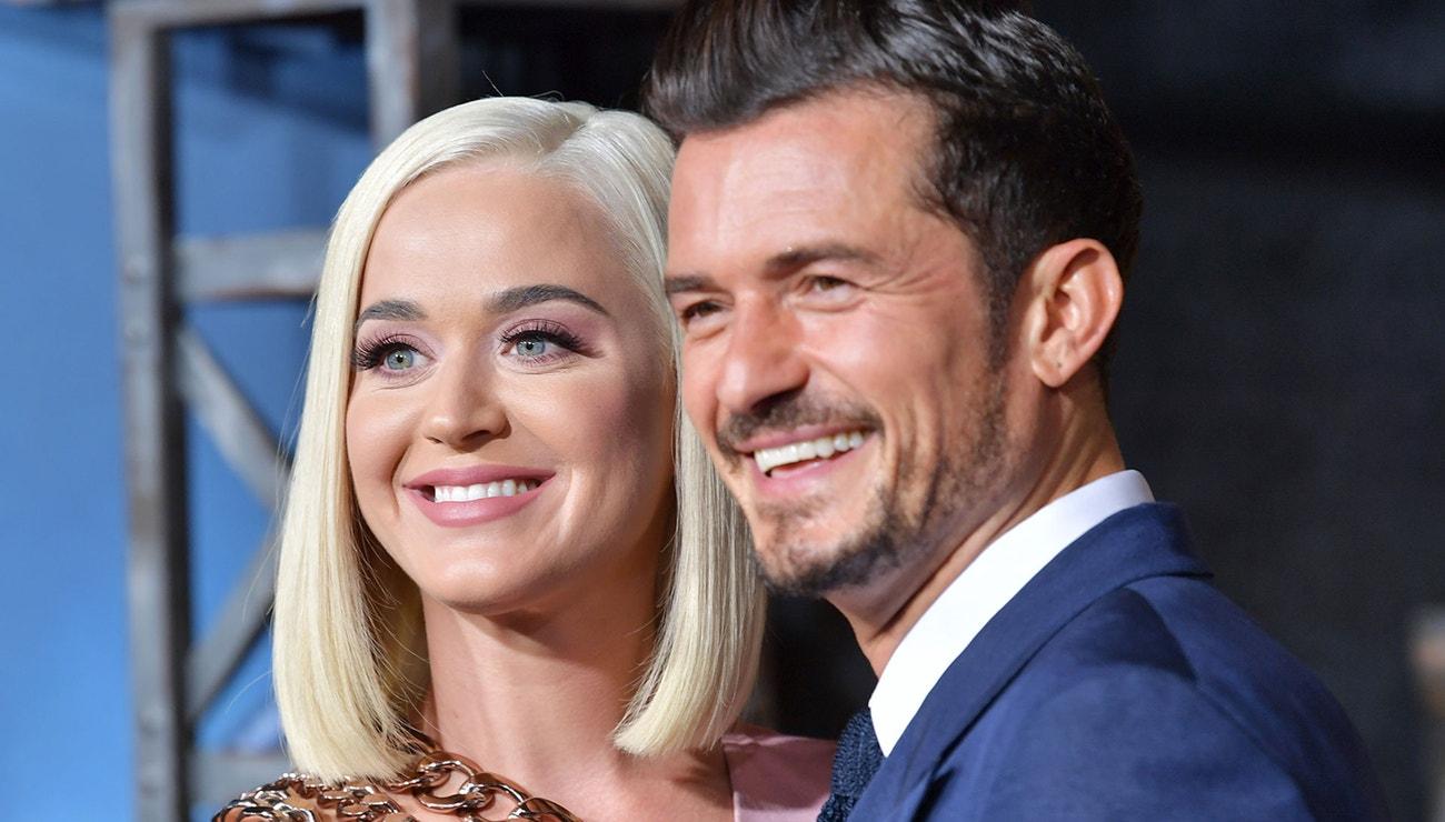 Vše o svatbě Katy Perry a Orlanda Blooma