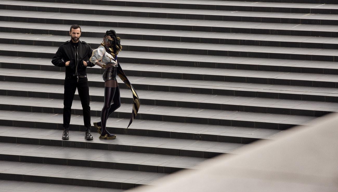 Sennu z League of Legends nyní obléká Louis Vuitton