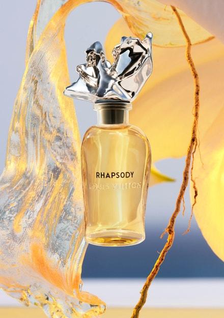 Parfém Rhapsody, LOUIS VUITTON, v prodeji od září 2021, 450 €