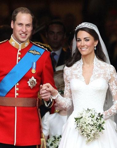 Nejkrásnější svatební šaty celebrit