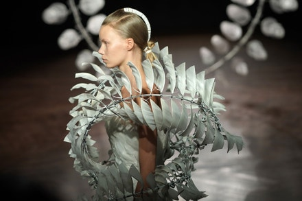 Iris Van Herpen, Paris Fashion Week, Haute Couture Fall/Winter 2019/2020