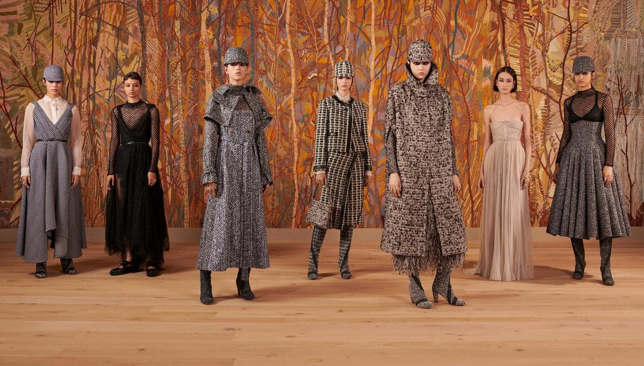 Dior Haute Couture podzim-zima 2021/2022