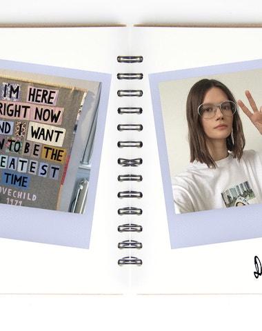 Diaries Daniely Kociánové: akční a udržitelný fashion week