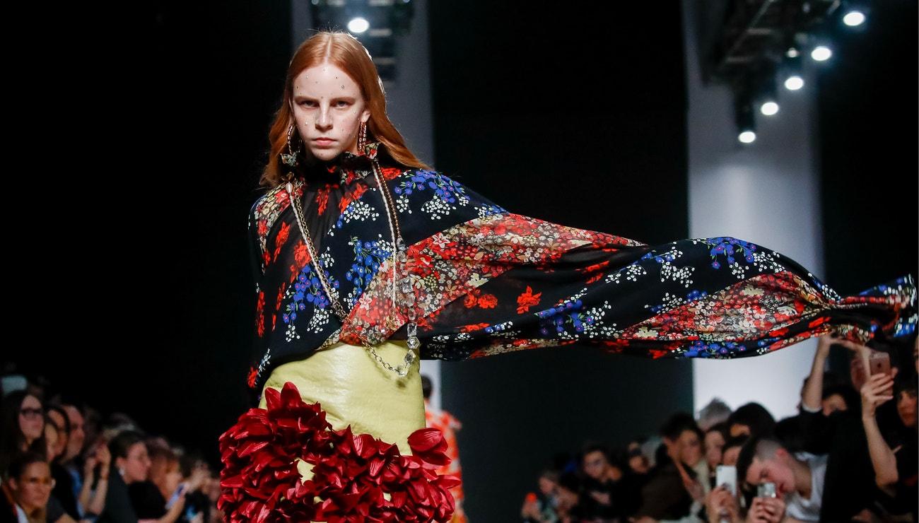 Ruský fashion week živě: Red September Fall/Winter 2020–2021