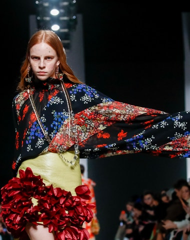 Ruský fashion week živě: Red September Fall/Winter 2020–2021