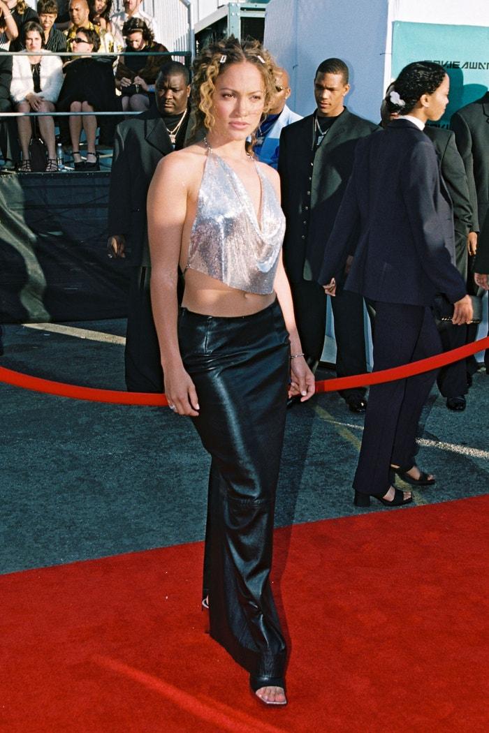 MTV Movie Awards, 1998 Autor: BEI/REX/Shutterstock