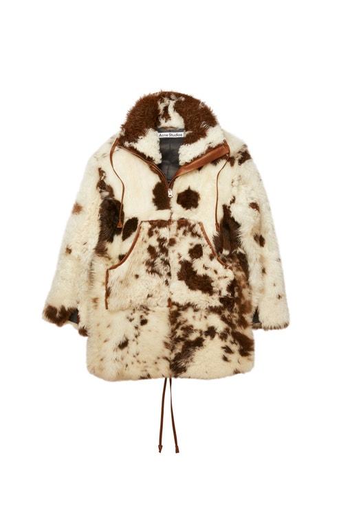 Kabát, Acne Studios, info o ceně v obchodě