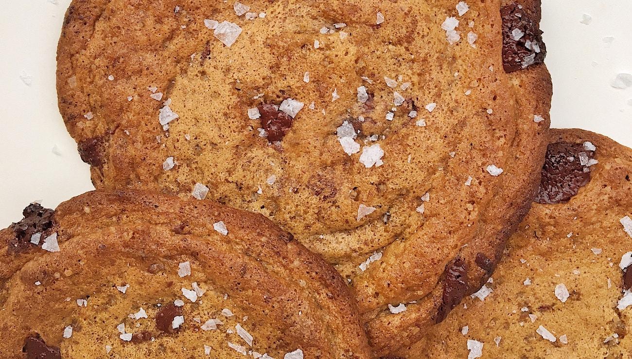 Vogue v kuchyni #32: Cookies à la Lemaire