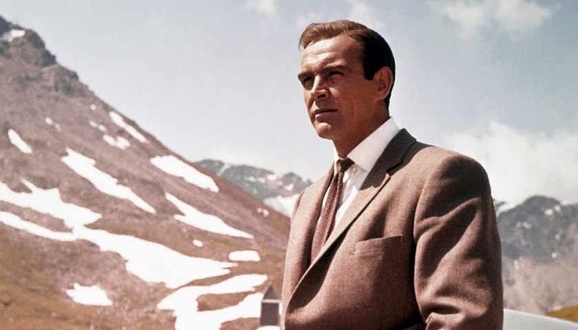 Nezapomenutelné role Seana Conneryho
