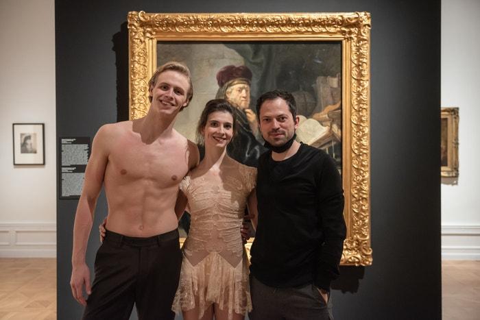 Fraser Roach, Evgeniya Gonzalez a režisér Marco Chiodi