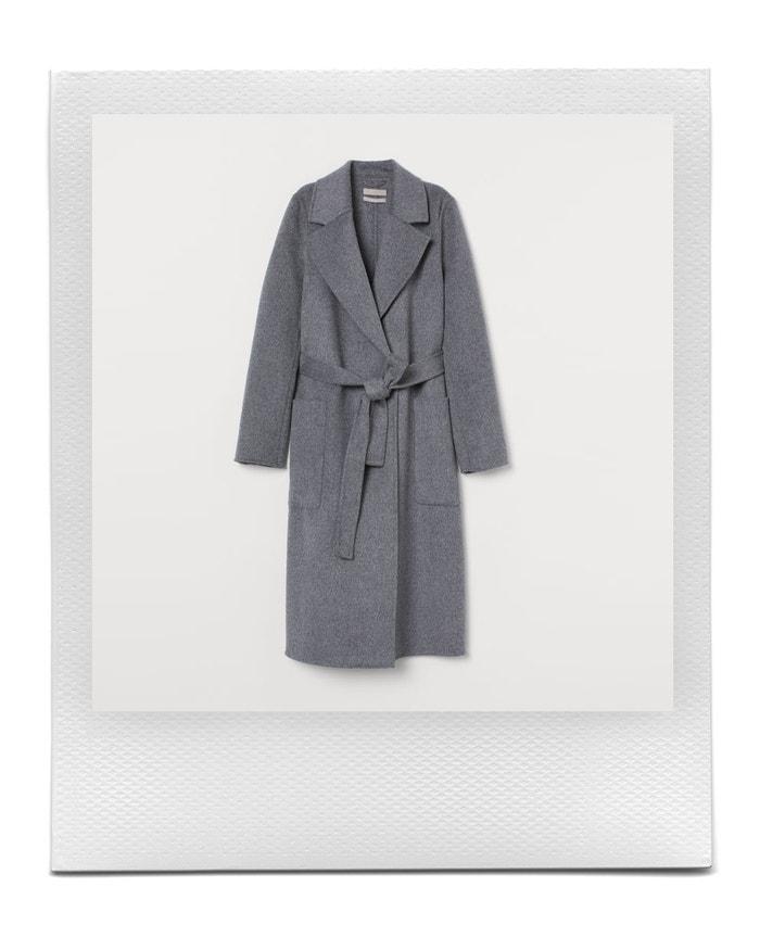 Cashmere Blend Coats, H&M, sold by H&M, CZK 5,999
